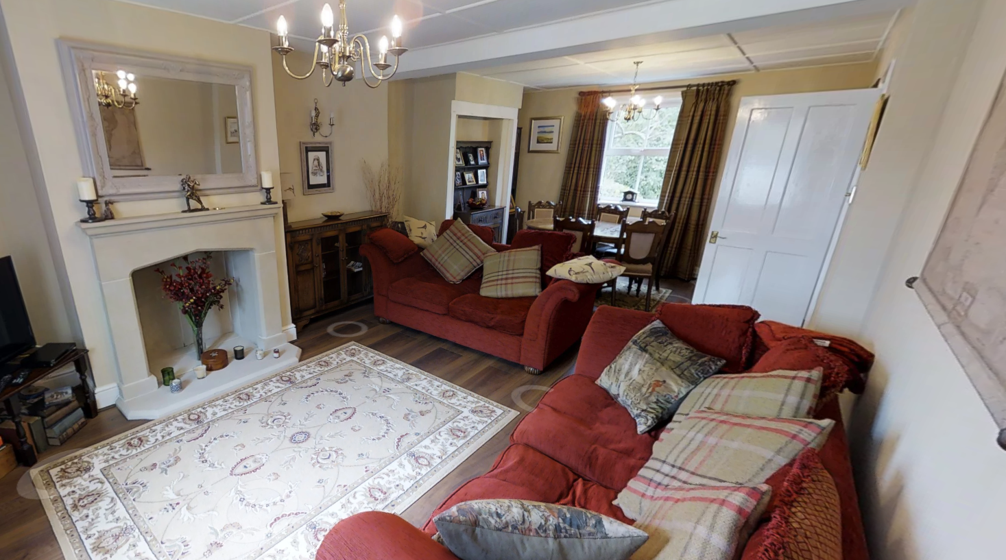 Four Bedroom Farm House – John Taylor's