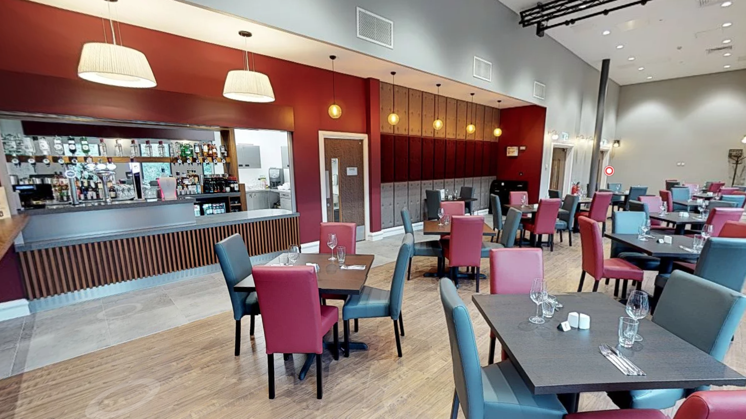Hull New Theatre Restaurant