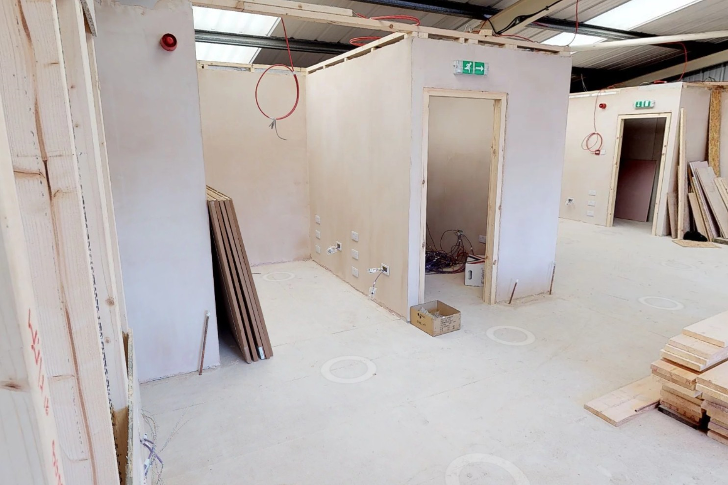 Gro Marketing – Office Extension (in the making)