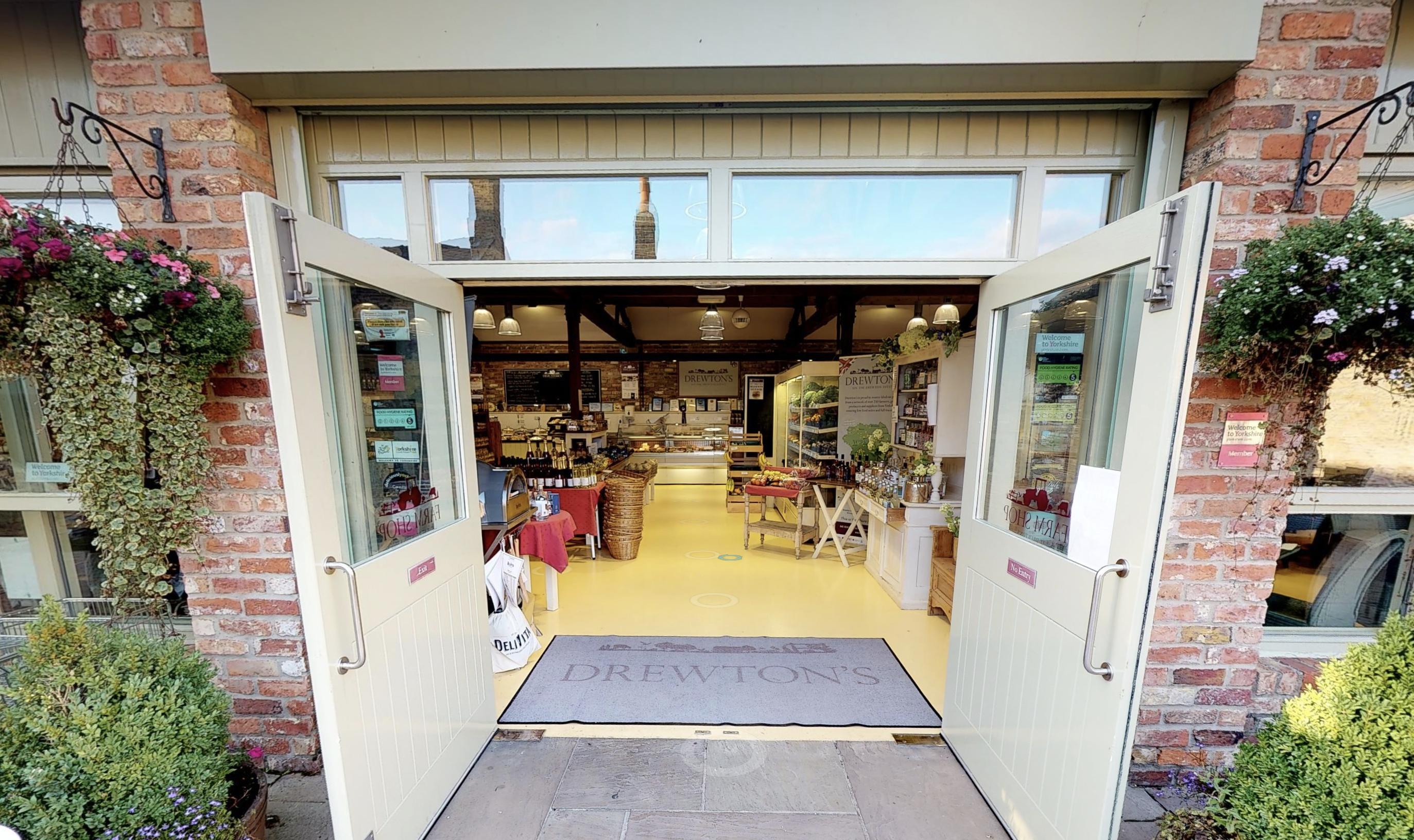 Drewtons Farm Shop
